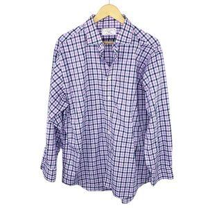 Lorenzo Uomo Trim Fit The Perfect Fashion Shirt